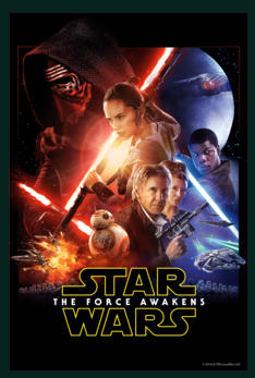 Star Wars - The Force Awakens thumbnail